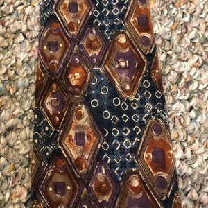 Secours Silk Tie